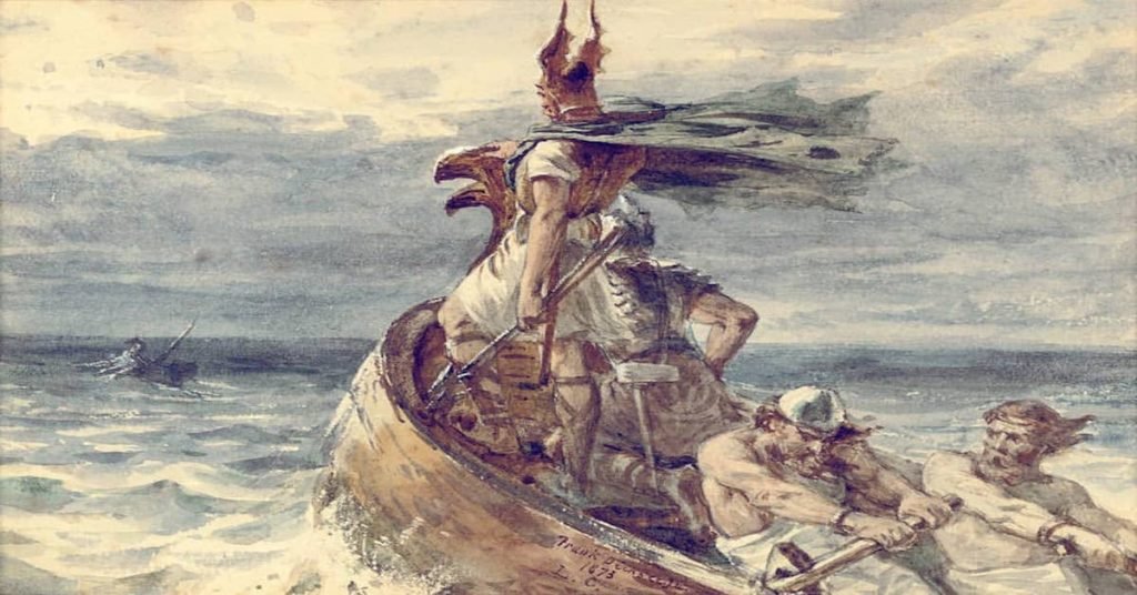 Bjarni, the Little-Known Viking that 'Discovered' America Before Columbus or Leif Erikson