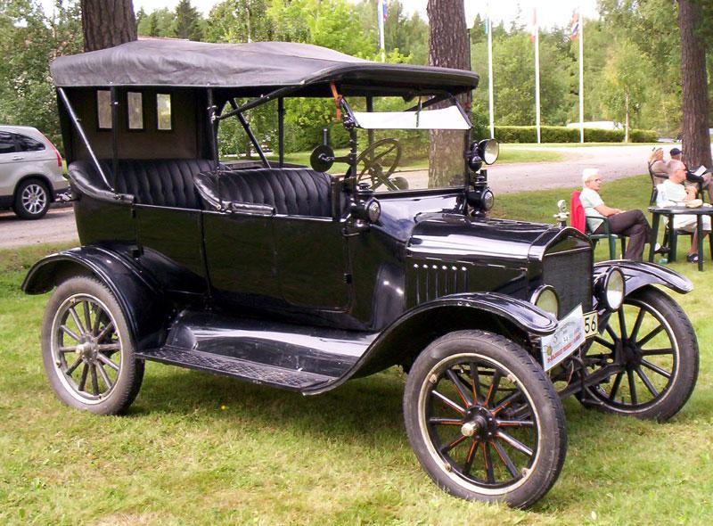 History Hustle Model T