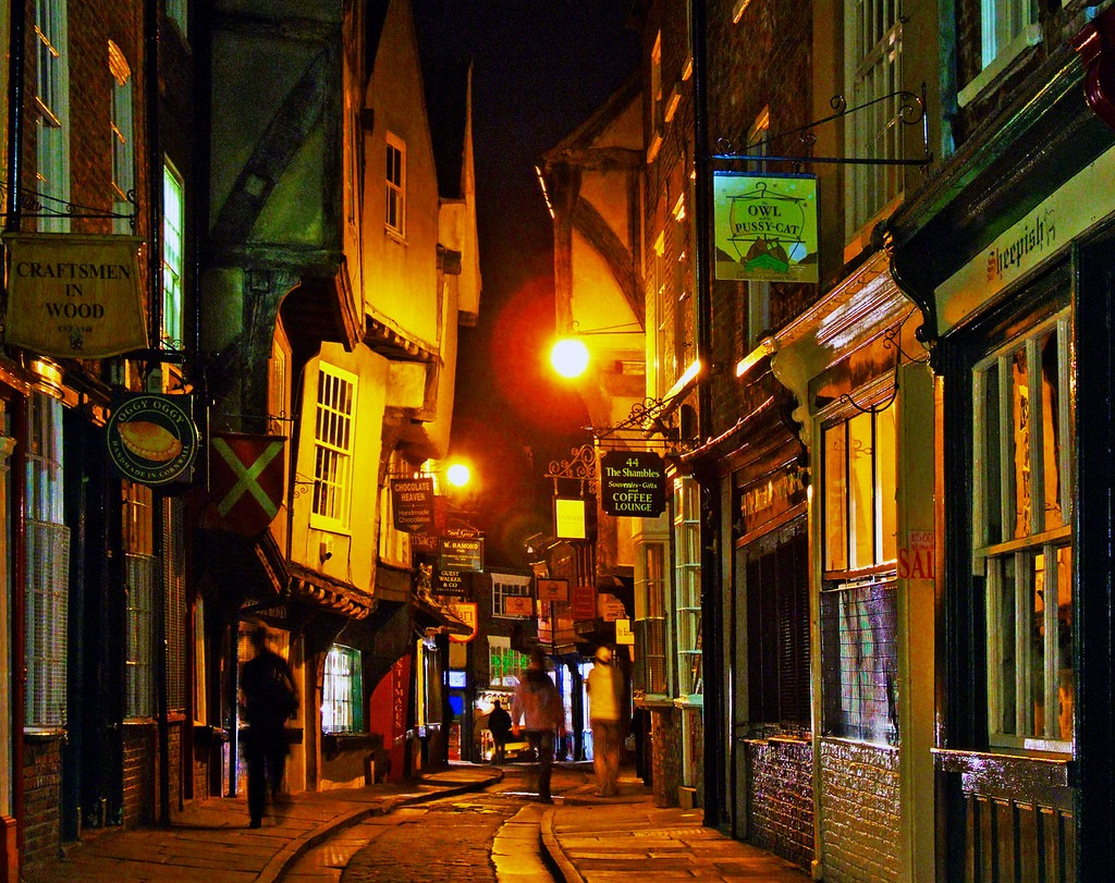 Shambles Flickr History Hustle