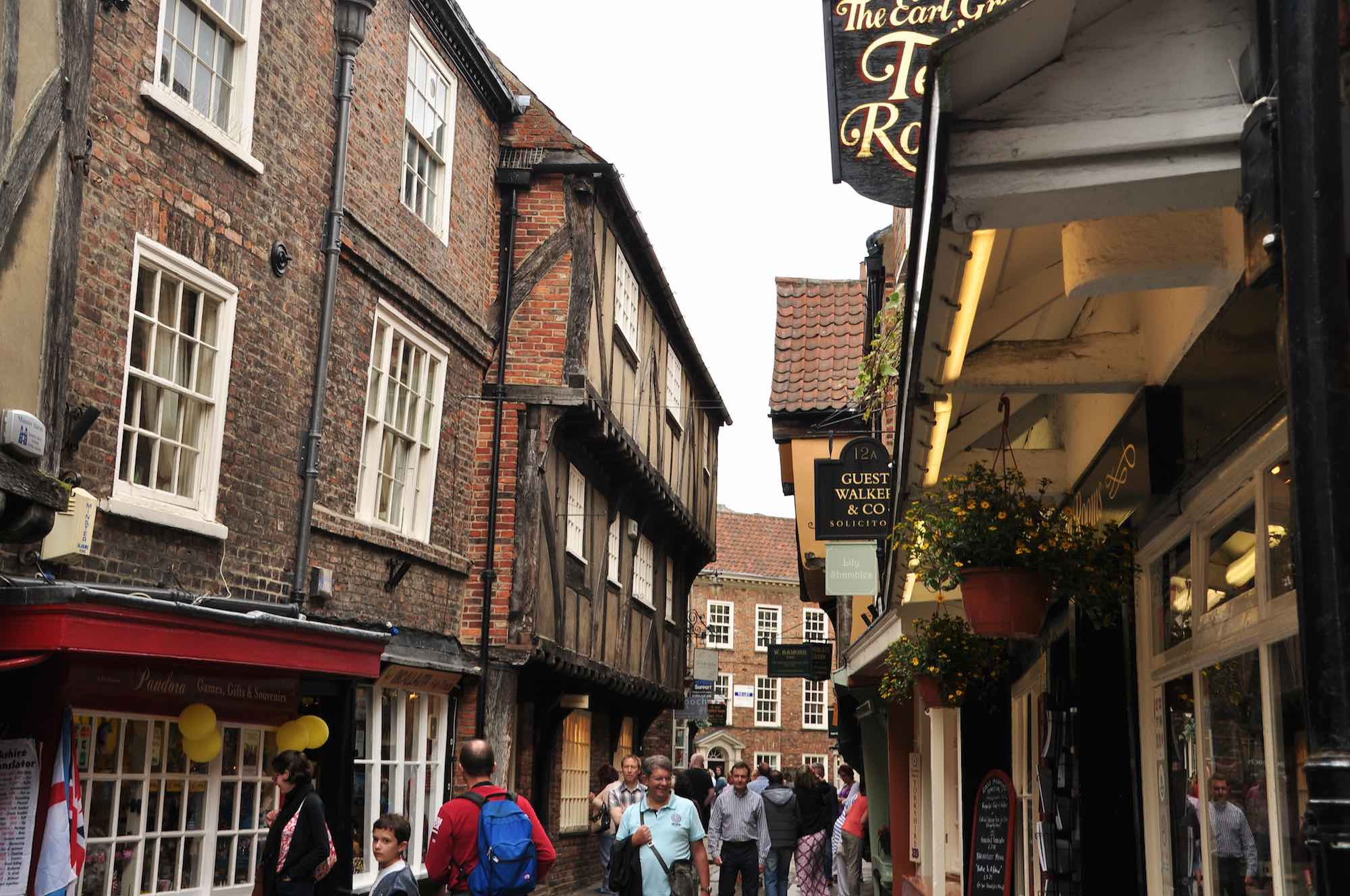 The_Shambles,_York_History Hustle photo