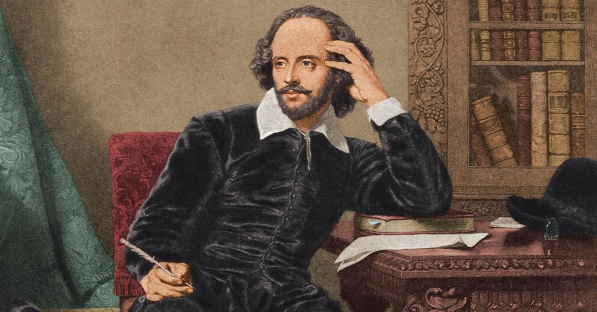 10 Shakespearean Pick Up Lines for History Nerds