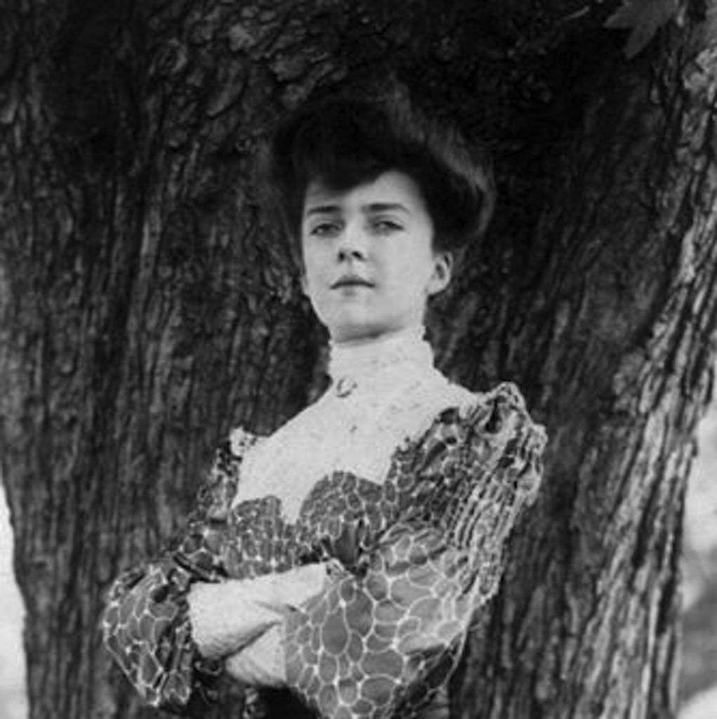 Alice Roosevelt Longworth badass History Hustle