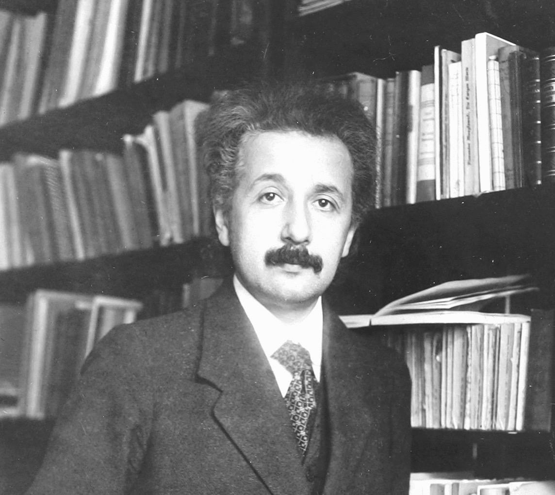 Einstein_1916 History Hustle W