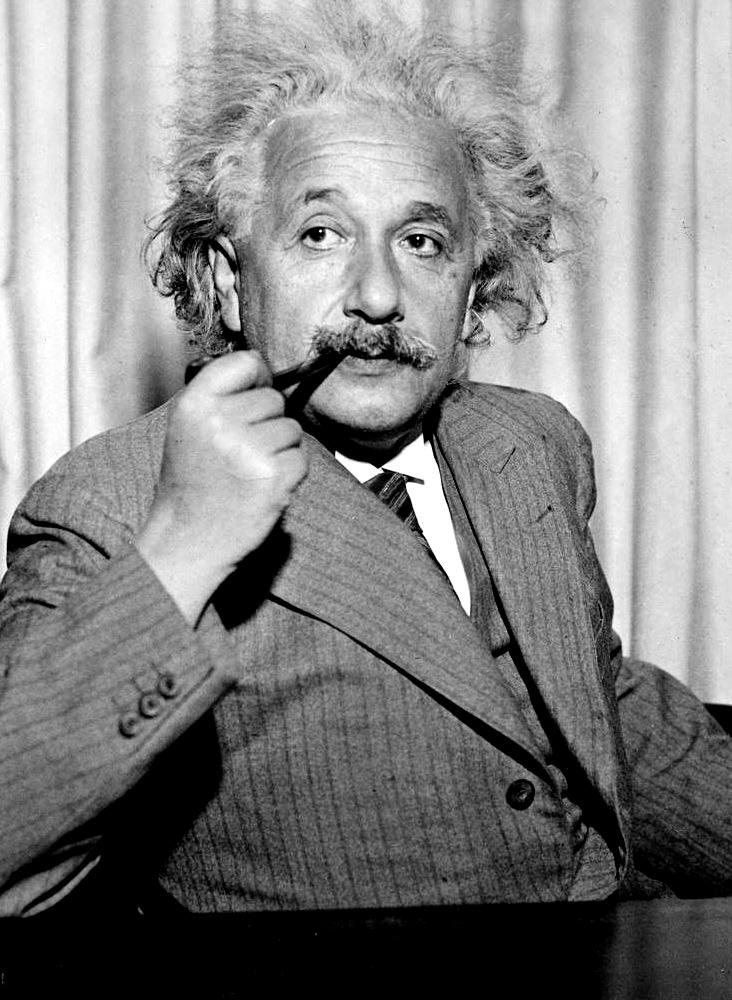 Einstein_1933 History Hustle W