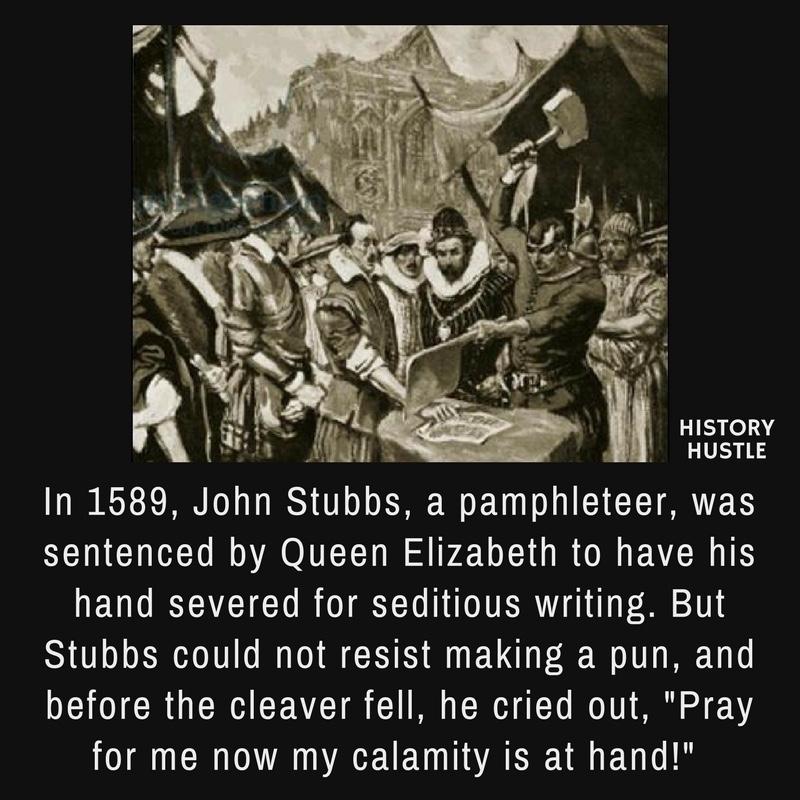 History Hustle John Stubbs fact