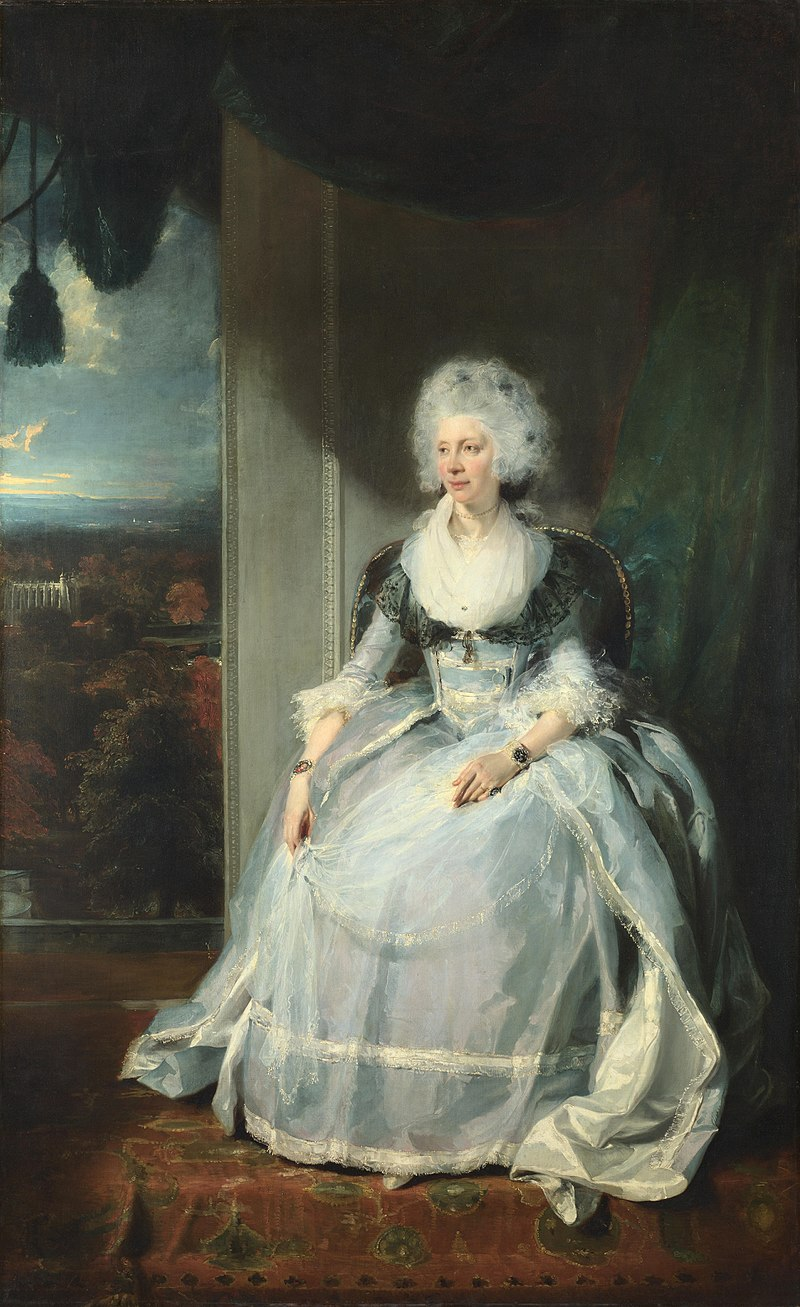 History Hustle Queen_Charlotte