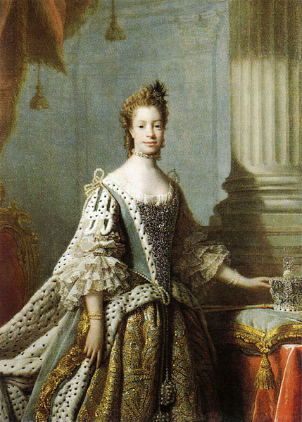 Queen_Charlotte painting History Hustle