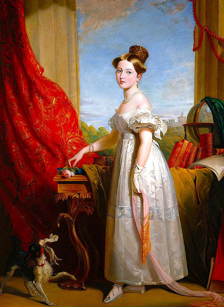 Princess Victoria History Hustle image