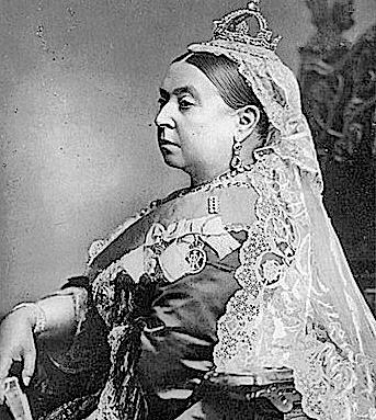 Queen Victoria 1887 History Hustle image