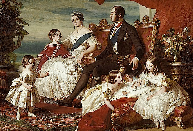 Queen Victoria Family History Hustle image