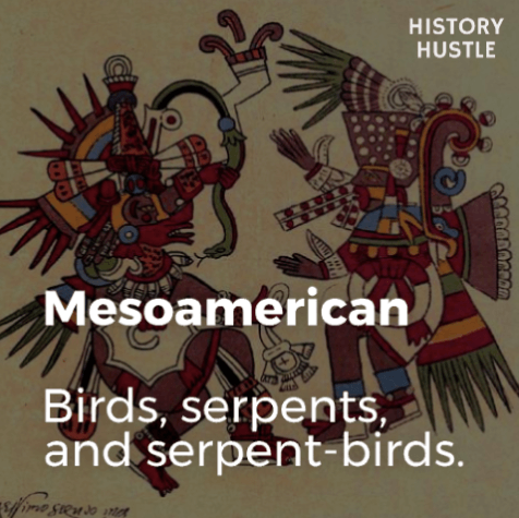 Art History in 90 Seconds History Hustle Mesoamerican image
