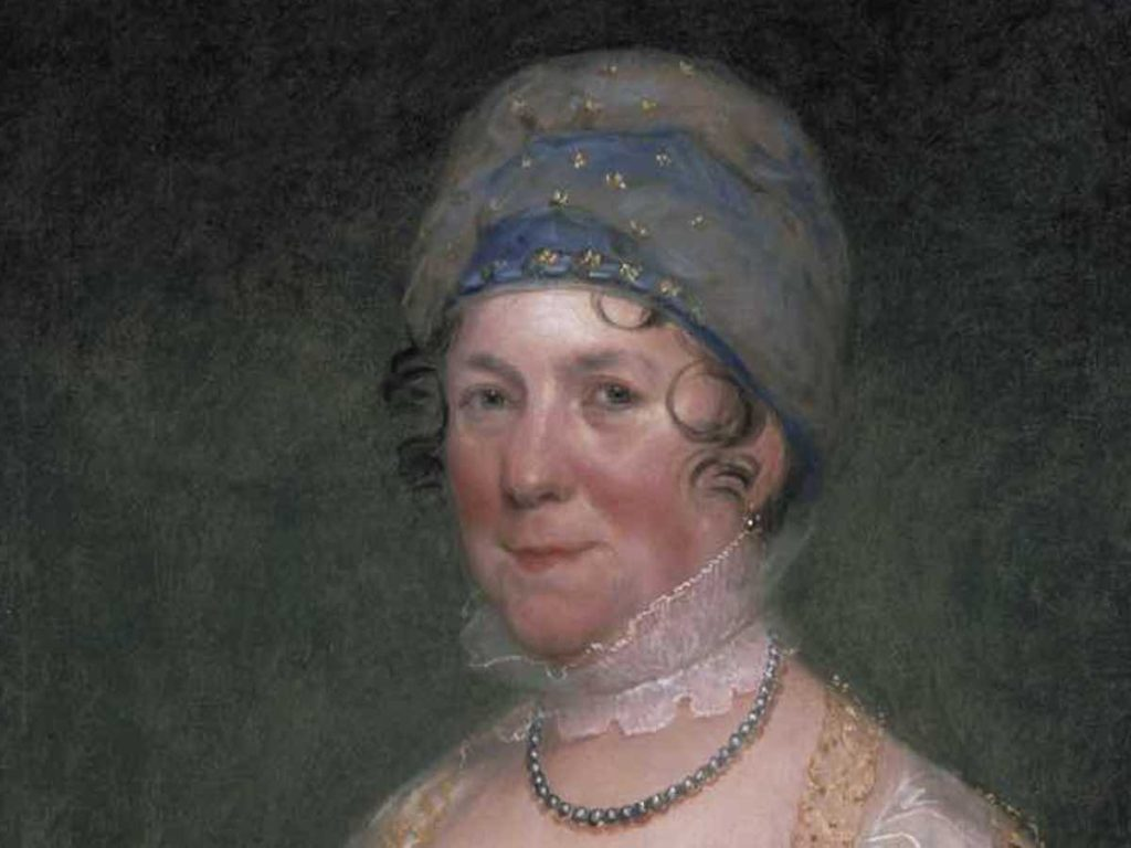 """Dolley Madison, the """"First"""" First Lady"""