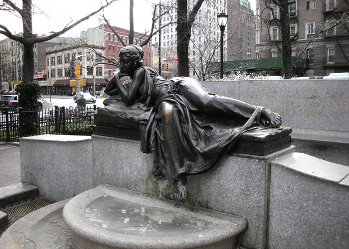 Isidor and Ida Straus Memorial image