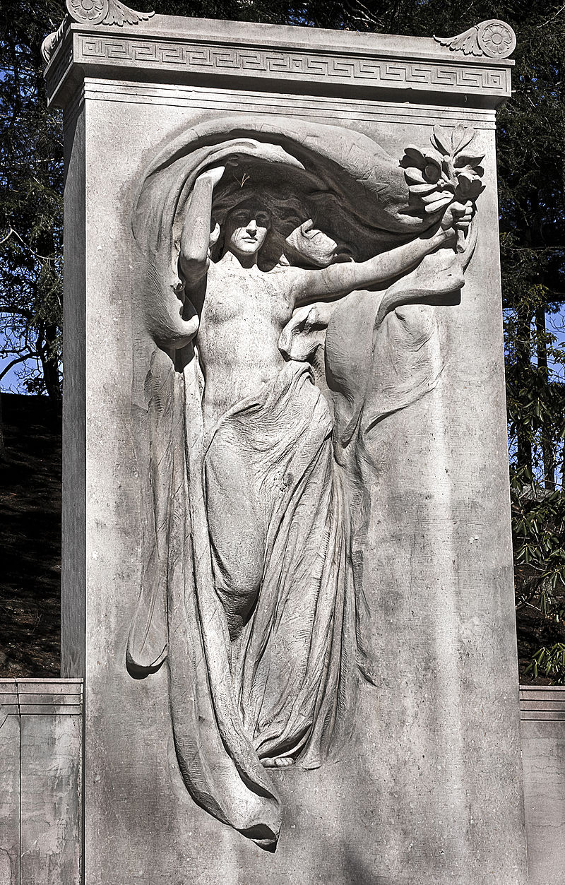 Mourning Victory Memorial Audrey Munson History Hustle W image