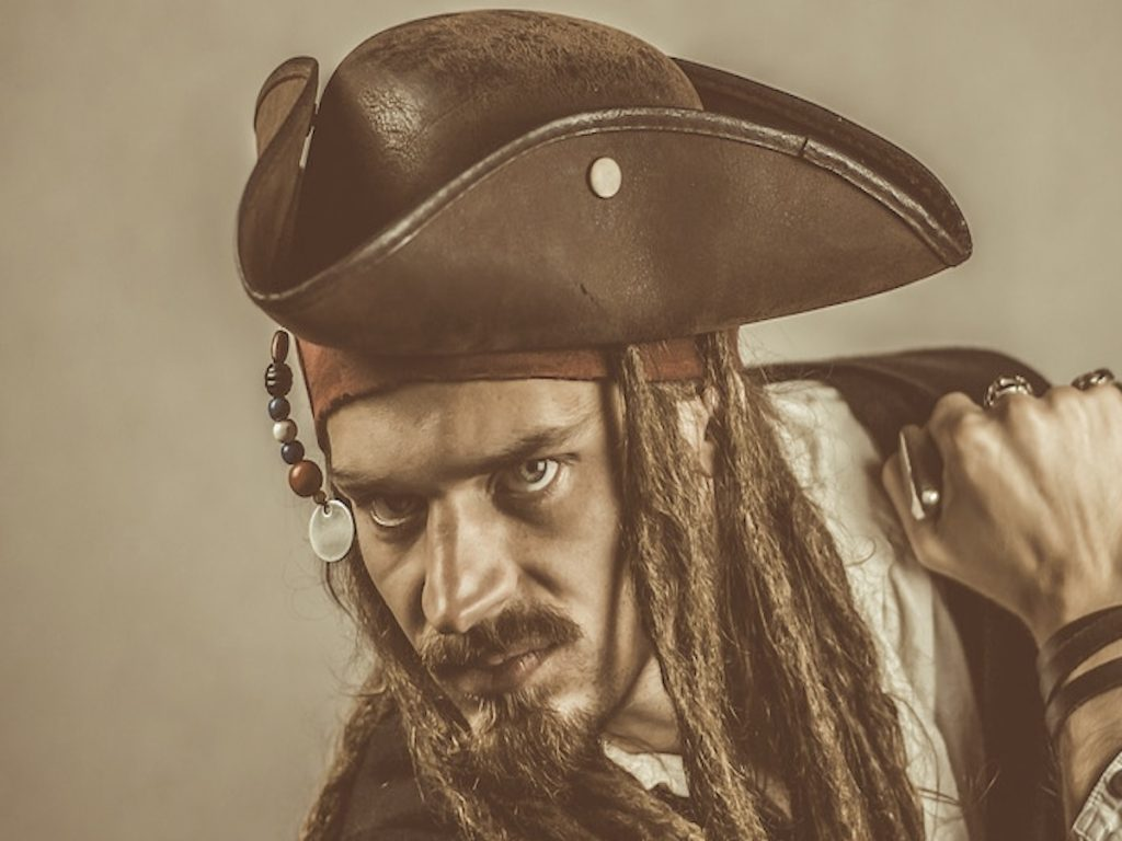 "This is Why We Think Pirates Talk in a ""Pirate Accent"""