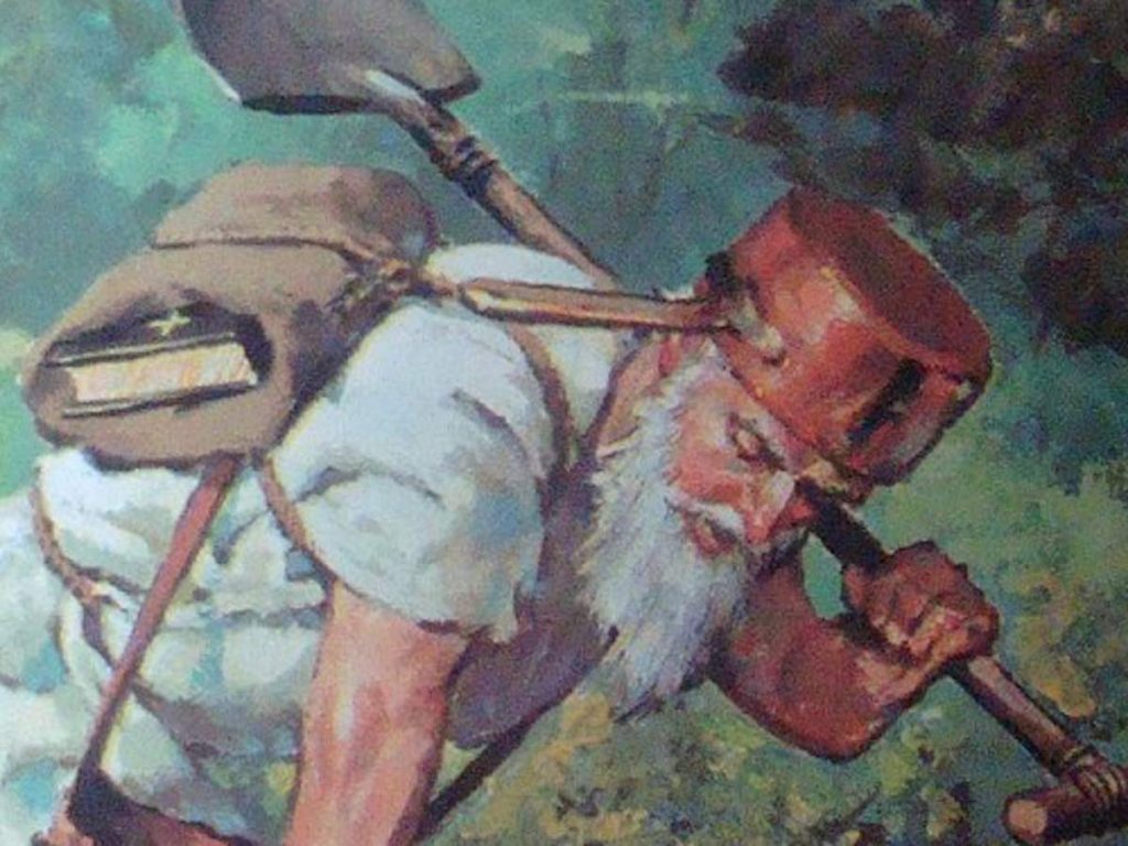 Meet John Chapman, The Real Johnny Appleseed