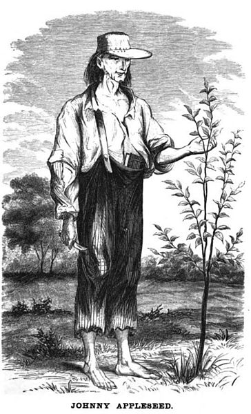 Johnny Appleseed Stephanie Weber History Hustle image