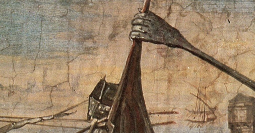 "The genius of Archimedes' devastating ""Iron Claw"" and other weapons"