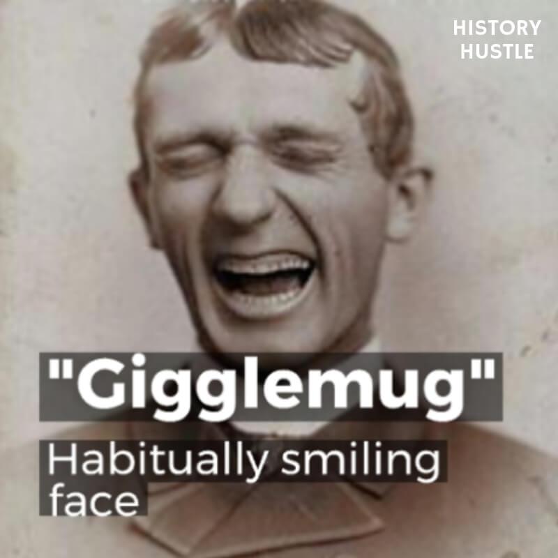 History Hustle Victorian Slang gigglemug image