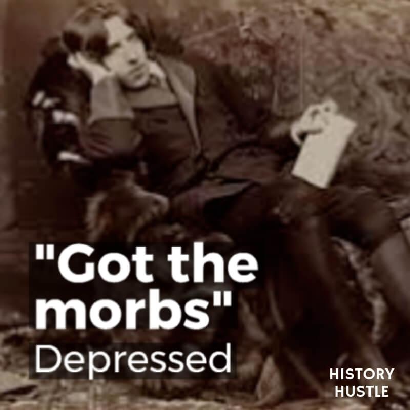 History Hustle Victorian Slang got the morbs image