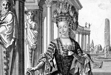 Julie d'Aubigny History Hustle image