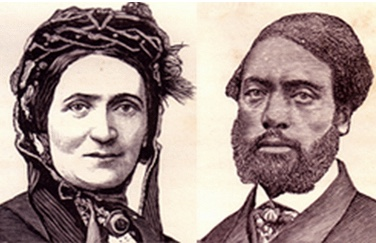 Ellen and William Craft together History Hustle image