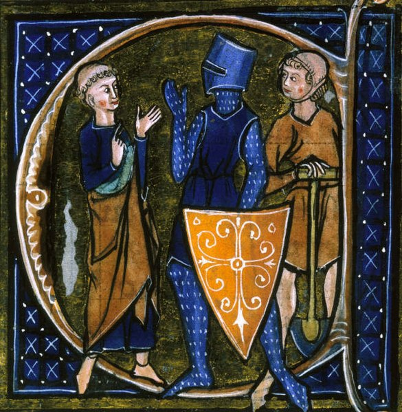 History Hustle Medieval History art