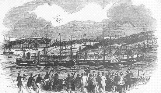 Liverpool port in th 19th century History Hustle