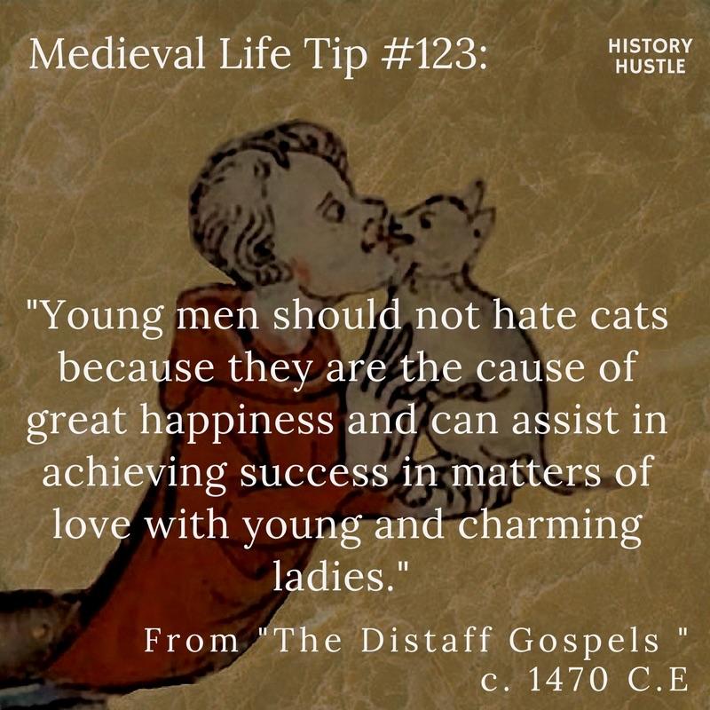 History Hustle Medieval tip #123 image