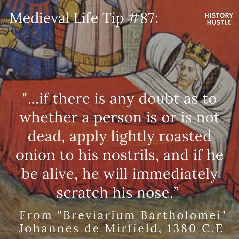 History Hustle Medieval tip 87 image