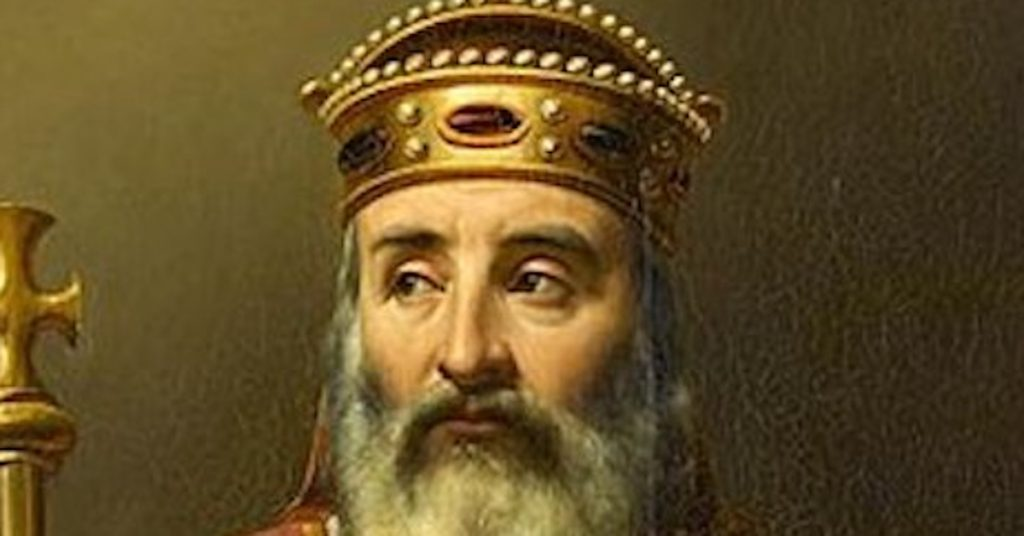 Charlemagne, 'Father of Europe' and First Holy Roman Emperor