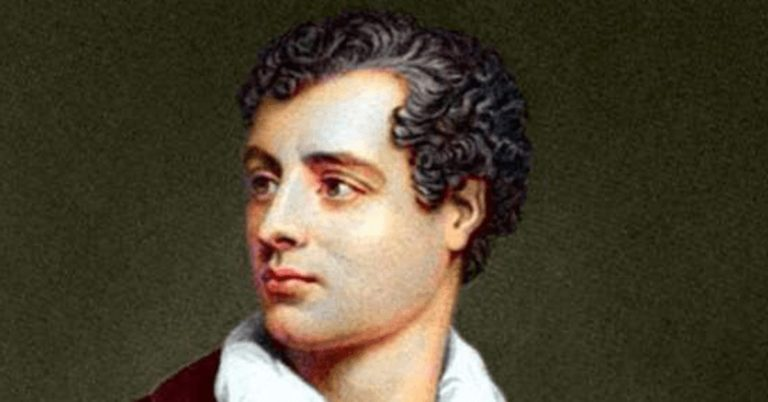 The hilarious reason why Lord Byron brought his pet bear to college