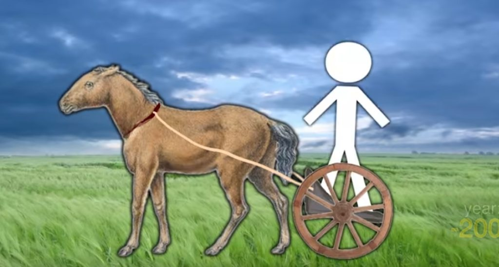 Prepare to be amazed by the entire history of the world in one hilarious, brilliant animated video