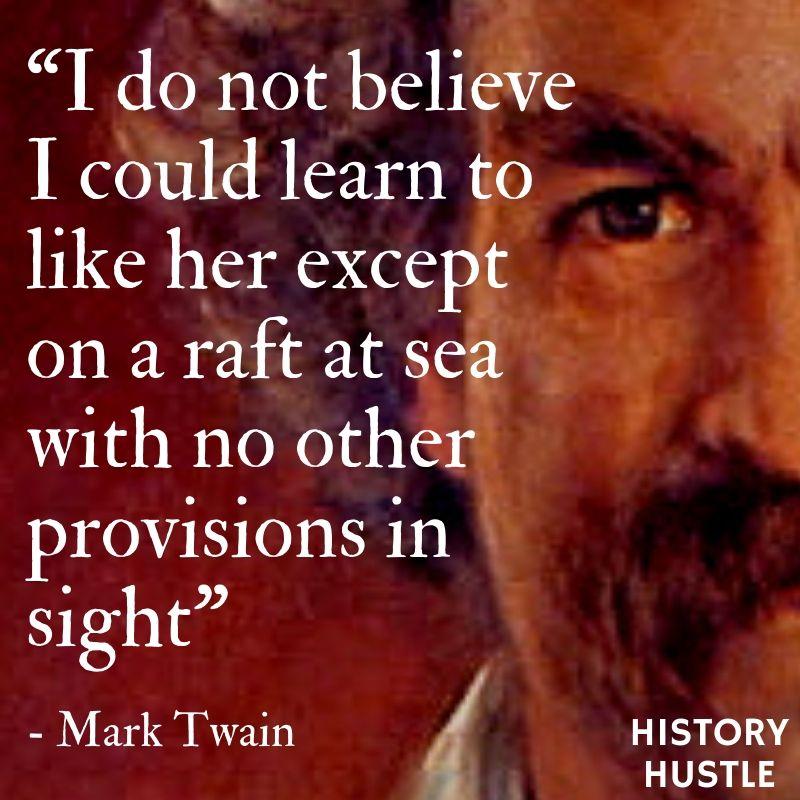 Mark Twain History Hustle 2 image