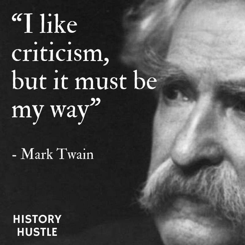 Mark Twain History Hustle 8 image