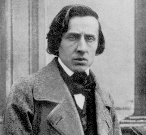 Chopin George Sand History Hustle image