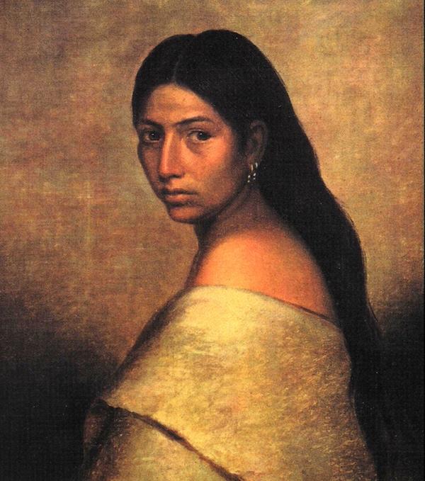 Choctaw woman trail of tears history hustle
