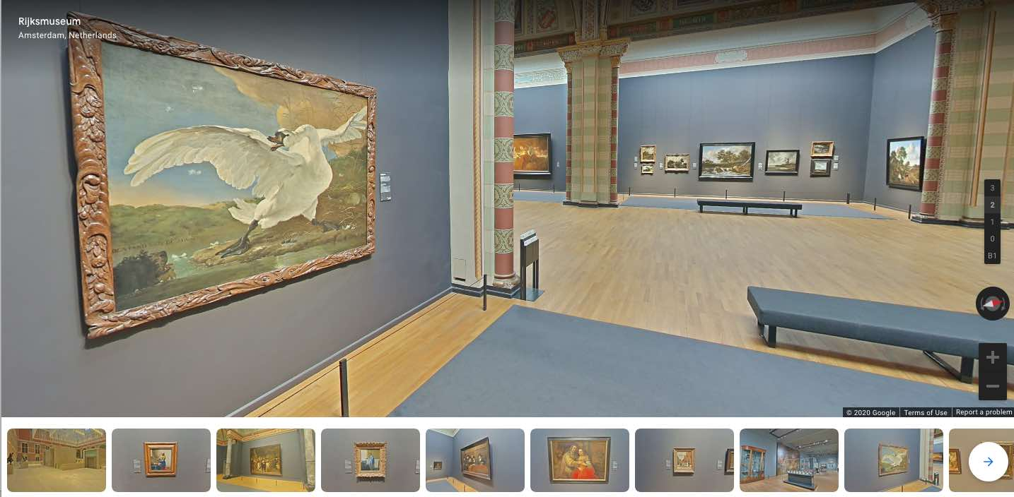 Rijksmuseum History Hustle image