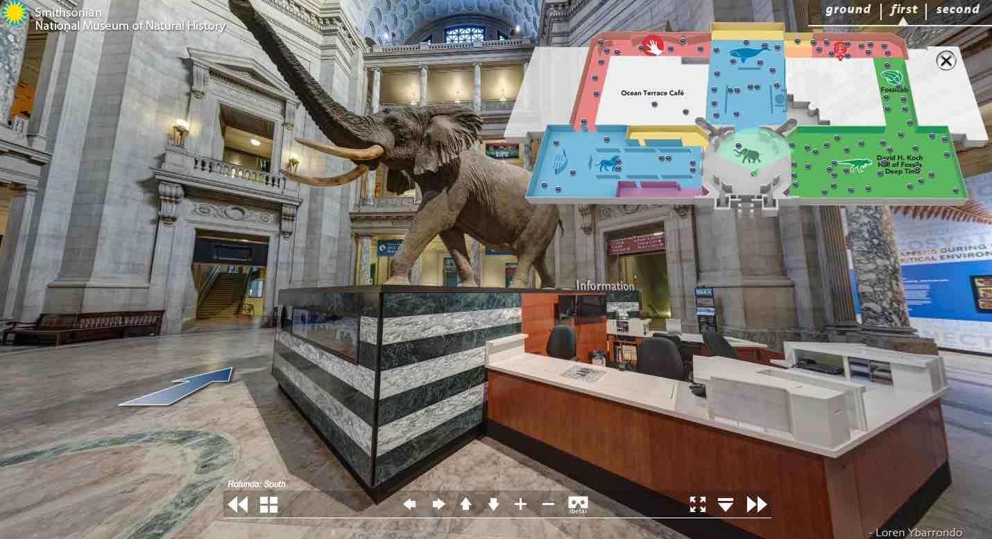 Smithsonian History Hustle image