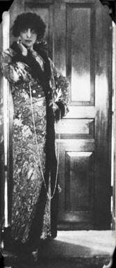 the fashionable Casati, 1912