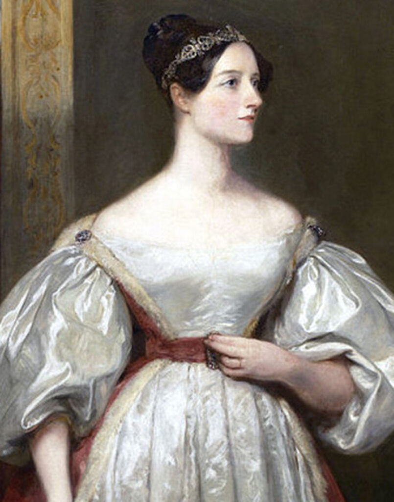 ada lovelace the first computer programmer