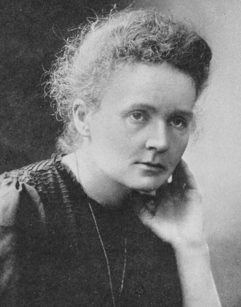 marie curie the pioneer of radiation and radium