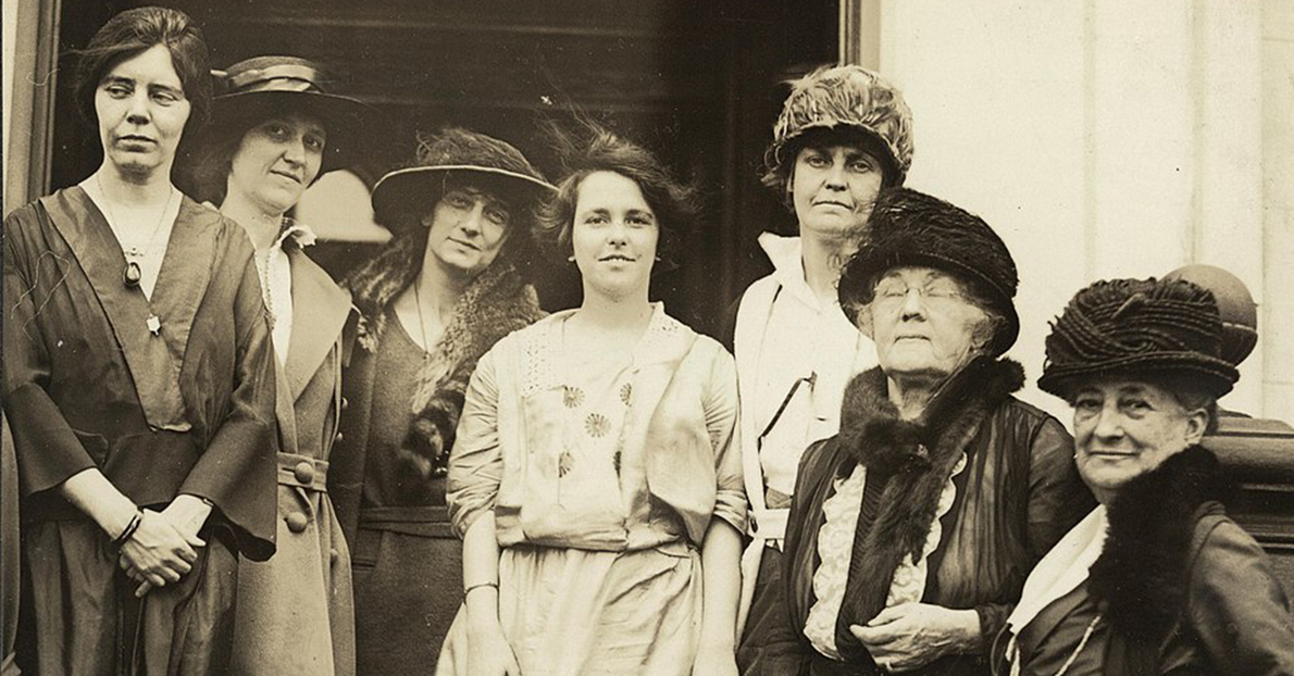 Officers of the National Woman's Party featured image