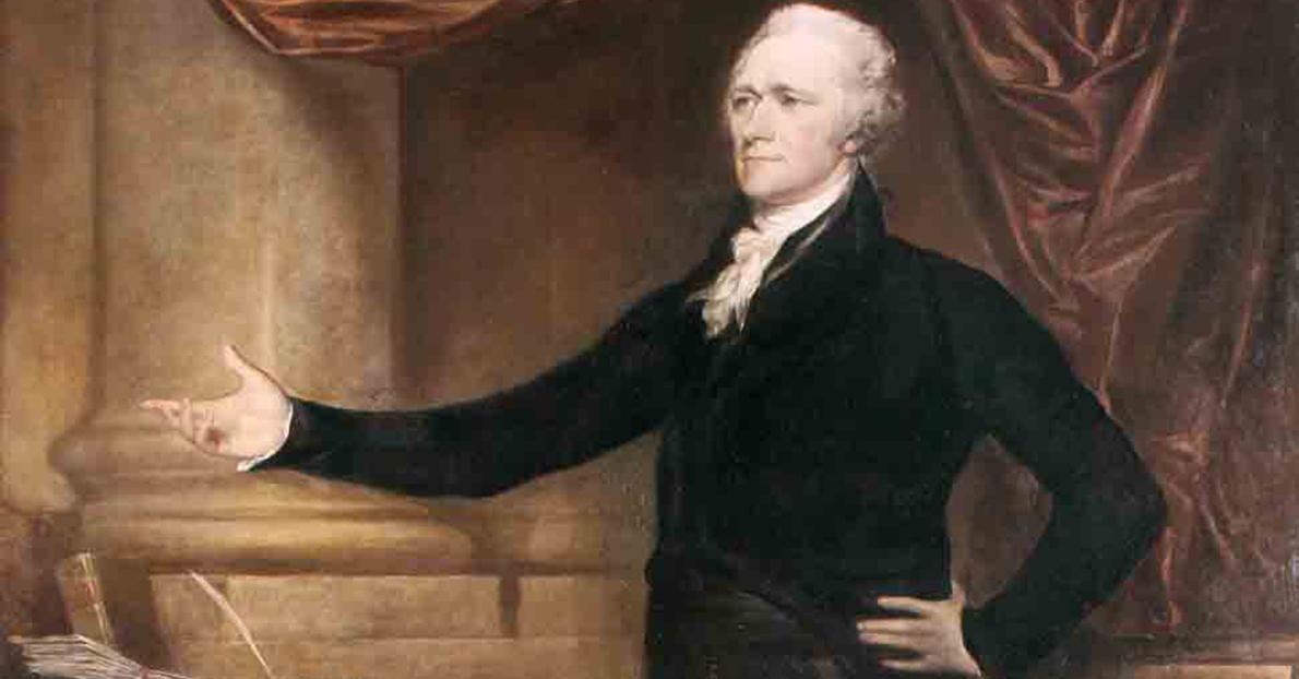 Alexander Hamilton, featured image