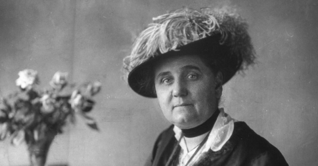 Jane Addams, The First Woman to Win the Nobel Peace Prize