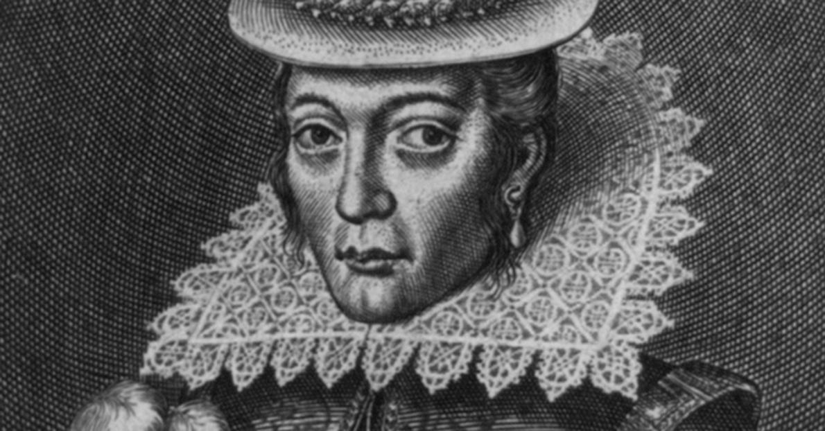 Portrait of Pocahontas, featured image