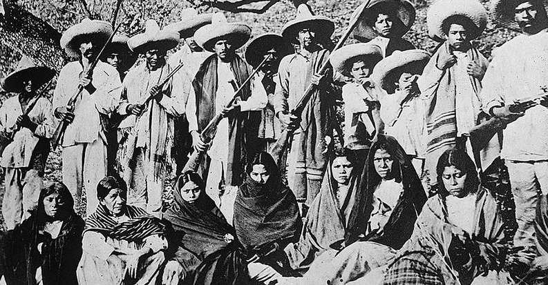 Las Soldaderas, the Women Who Fought in the Mexican Revolution
