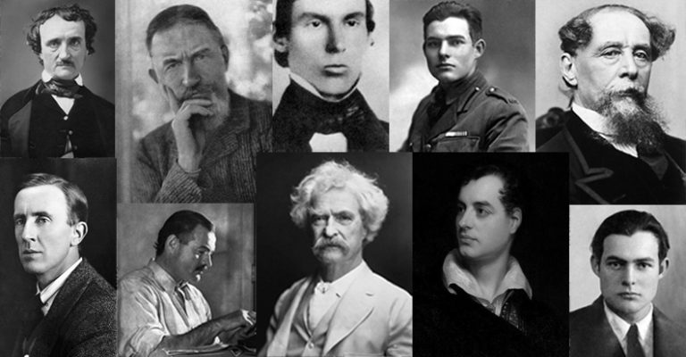 10 Delightful Facts about Famous Authors