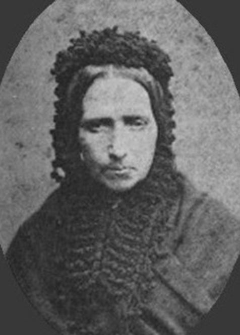 a picture of Maria Swanenburg, one of the famous poisonings of her time