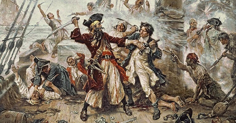 Sam Bellamy, Robin Hood of the Sea Who Robbed the Rich Oppressors